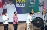 Muscab PKB Bali, Gus AMI Optimis Posisi Dua Besar di Pemilu 2024