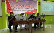 Wabup Kasta Kunjungi Desa Ngrombo dan Desa Kemuning Jawa Tengah
