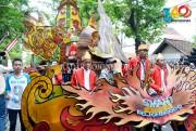Unik dan Berbudaya, Galeri Pawai Budaya Hari Jadi Bojonegoro ke 340