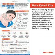 Terapi Cuci Hidung Untuk Jaga Saluran Napas Sehat