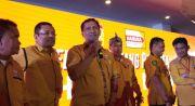 Berpeluang Jadi Menteri Presiden Jokowi? GPS Senyum-senyum