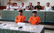 Telan 1 Kg Sabu, Dua Pria Thailand Dibekuk di Bandara Ngurah Rai