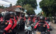 Isi Liburan, 35 Bikers Touring Happy