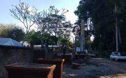 Tata Objek Wisata Sangeh, Bikin Pintu Masuk dan Taman Ramayana