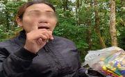 Viral, Pedagang Canang Peras Wisatawan di Hutan Suter Bangli
