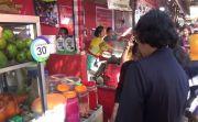 Waspada! Stand Kuliner di PKB  Disidak, BPOM Temukan Mamin Berbahaya