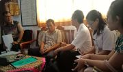 Jak Si Anak Difabel Itu Akhirnya Diterima di SMPN 1 Sukawati