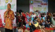 Gelar Silaturahmi, Alumni SPAGSA 89 Juga Berbagi