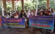 Warga Tolak Hadir, Mediasi Tanah Adat Dharmajati Terancam Buntu