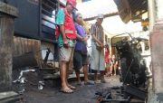 OMG! Niat Rayakan Ulang Tahun, Rumah dan Sepeda Motor Malah Terbakar