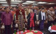 Megawati Aklamasi Ketua, Kongres PDIP V di Bali Adem Ayem