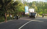 OMG! Hantam Truk di Jalur Maut, Turis Ceko Tewas Mengenaskan