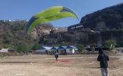 Lima Negara Ramaikan Paragliding Accuracy Asian Cup di Pantai Pandawa