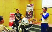 Gathering Bareng Konsumen, Astra Kenalkan Keandalan Honda ADV150