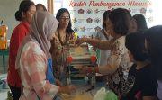 Pasar Panganan Organik Besar, BUMDes Baktiseraga Siap Serap Produk