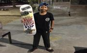Juara Festival Skateboard, Mimpi Samai Prestasi Sanggoe Dharma Tanjung