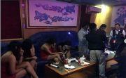 Terlibat Narkoba,Polisi Lepas Pemandu Lagu & Security Platinum Karaoke