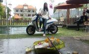 Menguji Honda Genio; Nyaman, Lincah di Segala Medan