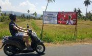 Pilkel di Buleleng Memanas, APK Calon Perbekel Desa Panji Dirusak