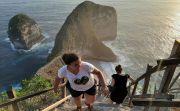 Diincar Turis Asing, Pantai Klingking Putar Roda Ekonomi Nusa Penida