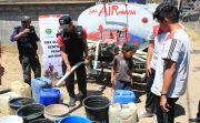 Gandeng ACT – MRI Bali, OSIS SMA Al–Abbana Drop Air Bersih ke Tianyar