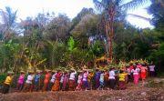 Persembahkan Banten Khusus, Tampilkan Ragam Tarian Sakral saat Ritual