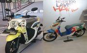 Geber Kreativitas Milenial di Honda Genio Custom Playground