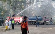 Kebakaran Lahan di Kintamani Meluas, BPBD Salahkan Oknum Pembakar