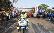 Lanal Denpasar-Bali Gelar Fun Bike Bersama Ribuan Masyarakat Bali
