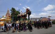 Pelebon Penglingsir Puri Agung,Bali Kehilangan Tokoh Perajut Kerukunan