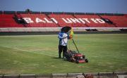 12 Pertandingan 21 Hari, Kondisi Rumput Dipta Diklaim Baik-baik Saja