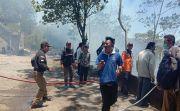 Kebakaran Hutan di  Kintamani Meluas, Ini Sebaran Titik Api Terbaru...
