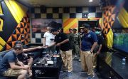 Razia Tempat Dugem, Amankan Tiga Terindikasi Narkoba di KTV dan Wirama