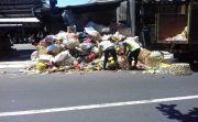 Sampah di Kampung Turis Kian Menumpuk, DLHK Badung Mengaku Keteteran