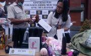 Dipasarkan Ilegal di Bali,Puluhan Alat Bantu Wik wik dari Cina Dibakar