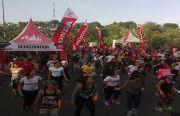 Ajak Hidup Sehat Customer, Astra Motor Bali Gelar Zumba Festival