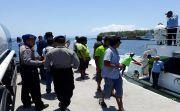 Terombang-ambing di Selat Lombok, Nelayan Abang Ditemukan di Padangbai