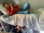 Catatan Dahlan Iskan: Menikmati Perjalanan dengan Kereta Hijau