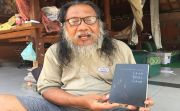 Samar Gantang Dedikasikan Novel Leak Tegal Sirah untuk Korban PKI