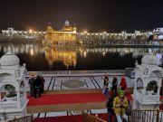 Menikmati Subuh Agama Sikh