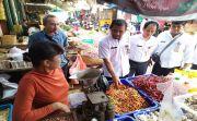 Harga Sembako Naik, Tim Ketahanan Pangan Sidak Pasar