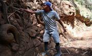 Pemahat Kerap Alami Hal-hal Mistis, Pahat Relief Kisah Maya Denawa