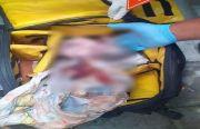 OMG! Jasad Orok Ditemukan di Dalam Tas Mengambang di Sungai Buagan