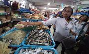 BPOM: Terasi dan Teri Medan di Pasar Badung Mengandung Bahan Berbahaya