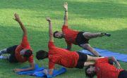 Empat Pemain Kunci Absen Latihan, Eko Pastikan Ujicoba Akhir Pekan Ini
