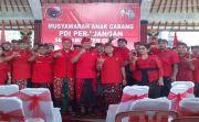 Banteng Gianyar Lantik Mesin Baru, Target Sapu Bersih di Pemilu 2024
