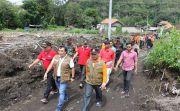 Banjir Tiap Tahun Hantui Warga Songan, Alit Kelakan Carikan Solusi