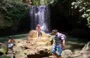 Suwat Waterfall Gianyar Tutup Sementara Dua Pekan