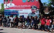 """Datang dari Surabaya saat Bali """"Lock Down"""", 25 ABK Diamankan Pol PP"""