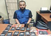 Jadi Pengedar Narkoba, Jebolan Sarjana Komunikasi Diringkus Polisi